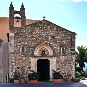 Taormina virtual tour Chiesa SantAntonio Abate
